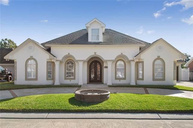 1245 Barbe Drive, Westwego, LA 70094 (MLS #2250785) :: Turner Real Estate Group