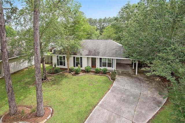 205 W Meadow Court, Mandeville, LA 70471 (MLS #2250850) :: Turner Real Estate Group
