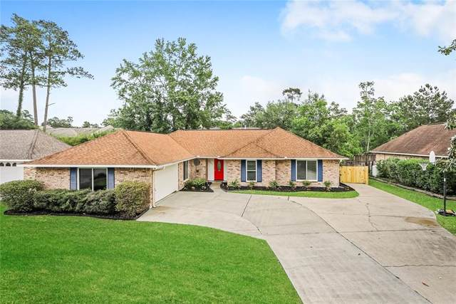 1420 Lake Village Drive, Slidell, LA 70461 (MLS #2250859) :: Turner Real Estate Group