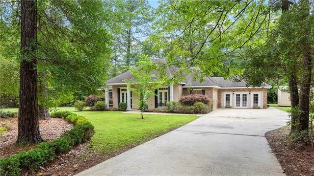 4 N Marigold Drive, Covington, LA 70433 (MLS #2250902) :: Turner Real Estate Group