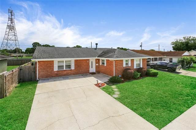 1513 Vegas Drive, Metairie, LA 70003 (MLS #2250955) :: Top Agent Realty