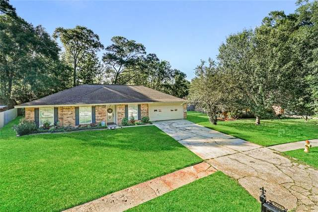 1023 St. Mary Drive, Slidell, LA 70460 (MLS #2250979) :: Top Agent Realty