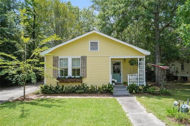 1834 Montgomery Street, Mandeville, LA 70448 (MLS #2250984) :: Turner Real Estate Group