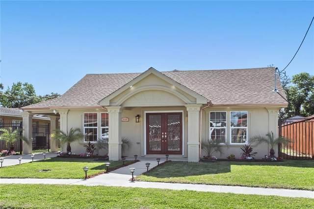 5530 Montegut Drive, New Orleans, LA 70126 (MLS #2251012) :: Crescent City Living LLC