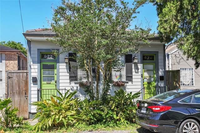 622-624 Jena Street, New Orleans, LA 70115 (MLS #2251160) :: Crescent City Living LLC