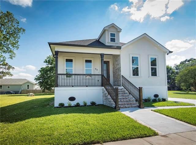 90 E Claiborne Square, Chalmette, LA 70043 (MLS #2251223) :: Crescent City Living LLC