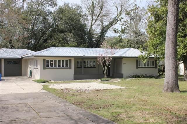 176 S Donmoor Avenue, Baton Rouge, LA 70806 (MLS #2251239) :: Top Agent Realty