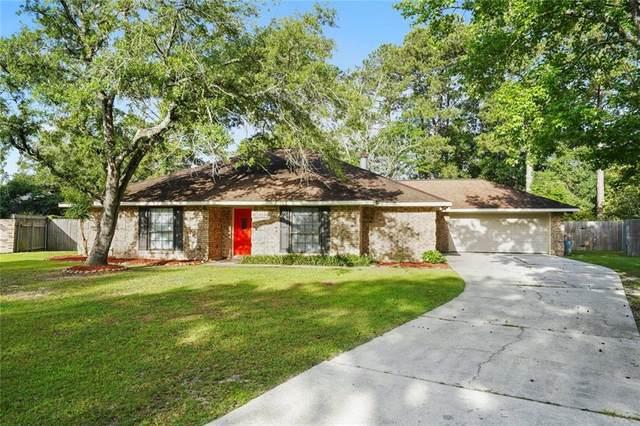 133 Oak Leaf Drive, Slidell, LA 70461 (MLS #2251265) :: Watermark Realty LLC