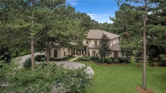 568 Northwoods Drive, Abita Springs, LA 70420 (MLS #2251274) :: Turner Real Estate Group