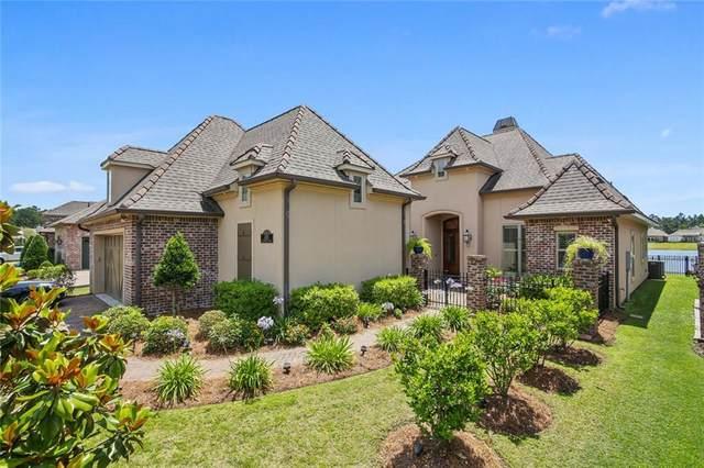 455 N Corniche Du Lac Drive, Covington, LA 70433 (MLS #2251511) :: Top Agent Realty