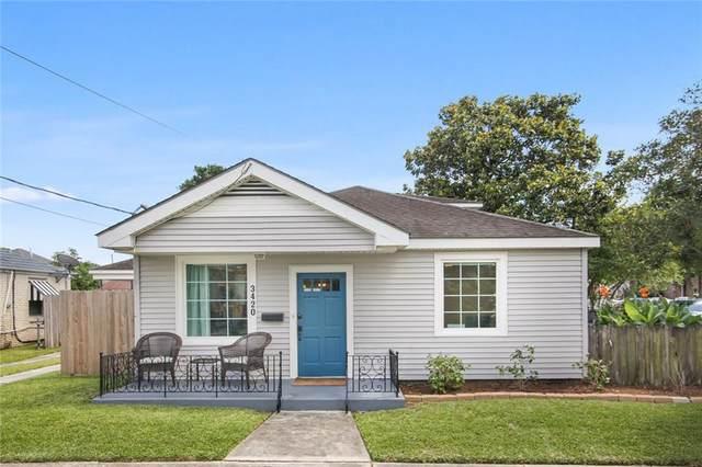 3420 S West Metairie Avenue, Metairie, LA 70001 (MLS #2251582) :: Crescent City Living LLC