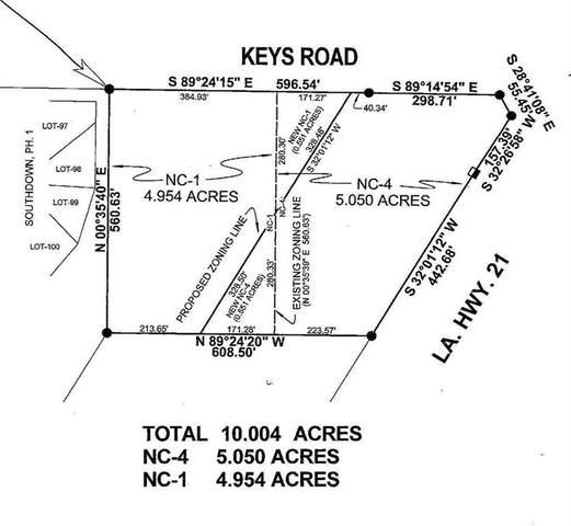 Highway 21 Highway, Covington, LA 70433 (MLS #2251894) :: Crescent City Living LLC