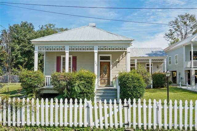 105 Covington Street, Madisonville, LA 70447 (MLS #2251941) :: Crescent City Living LLC