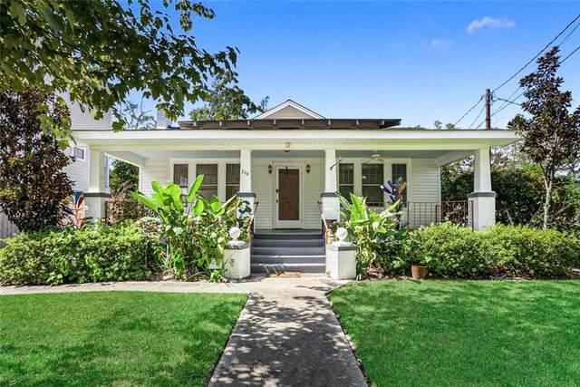 228 Lafitte Street, Mandeville, LA 70448 (MLS #2252086) :: Crescent City Living LLC