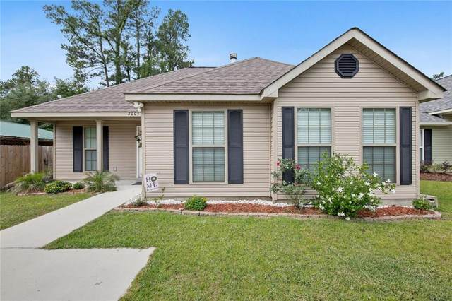 2005 Oriole Street, Slidell, LA 70460 (MLS #2252235) :: Turner Real Estate Group