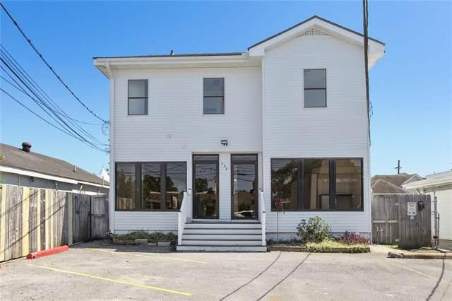 202 W Harrison Avenue, New Orleans, LA 70124 (MLS #2252260) :: Robin Realty