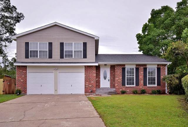310 N Pebble Beach Court, Slidell, LA 70460 (MLS #2252280) :: Watermark Realty LLC