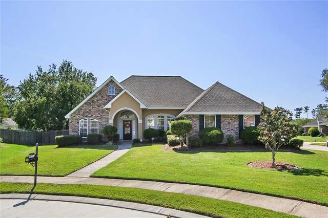 105 Cecile Court, Slidell, LA 70458 (MLS #2252388) :: Top Agent Realty
