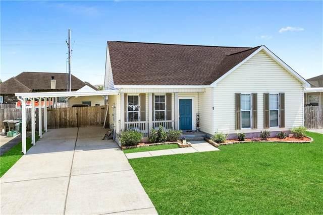 2720 Cedar Creek Street, Marrero, LA 70072 (MLS #2252391) :: Top Agent Realty