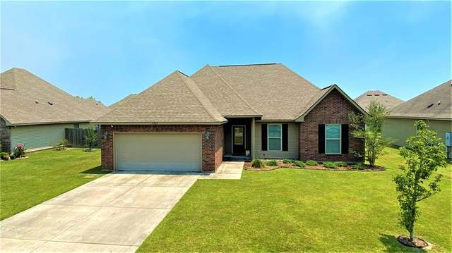 41940 Snowball Circle, Ponchatoula, LA 70454 (MLS #2252424) :: Top Agent Realty