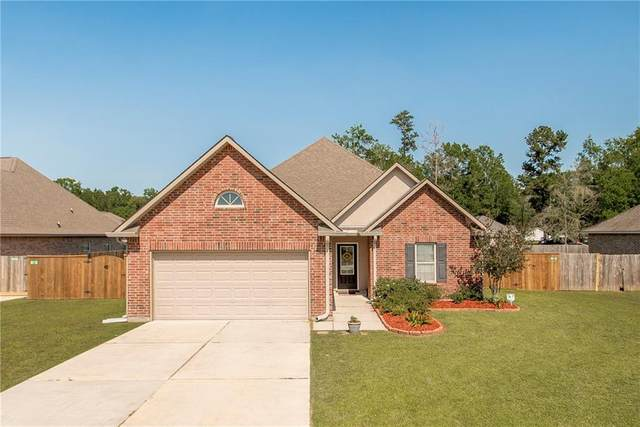 40210 Maison Lafitte Boulevard, Ponchatoula, LA 70454 (MLS #2252438) :: Turner Real Estate Group
