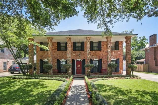5557 Berkley Drive, New Orleans, LA 70131 (MLS #2252553) :: Top Agent Realty