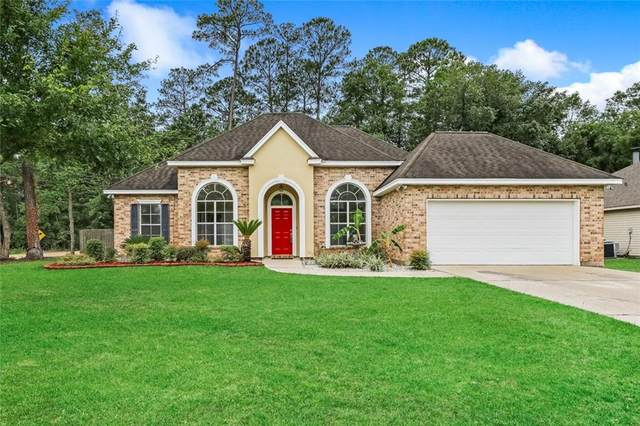 101 W Silver Maple Drive, Slidell, LA 70458 (MLS #2252616) :: The Sibley Group