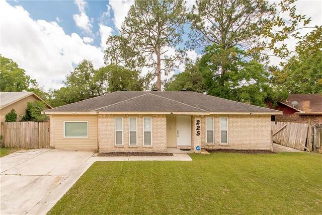 225 Foxbriar Court, Slidell, LA 70461 (MLS #2252751) :: The Sibley Group