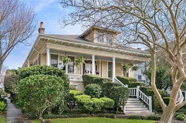 1739 Marengo Street, New Orleans, LA 70115 (MLS #2252768) :: Crescent City Living LLC