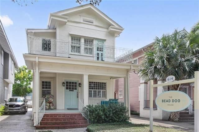 614 N Carrollton Avenue, New Orleans, LA 70119 (MLS #2252827) :: Top Agent Realty