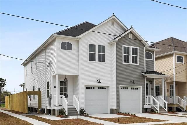 1101.5 Claiborne Drive, Jefferson, LA 70121 (MLS #2252837) :: Watermark Realty LLC