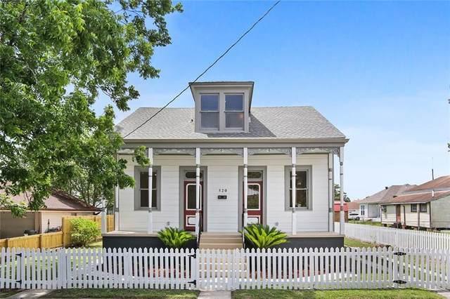 520 Burmaster Street, Gretna, LA 70053 (MLS #2252851) :: Crescent City Living LLC