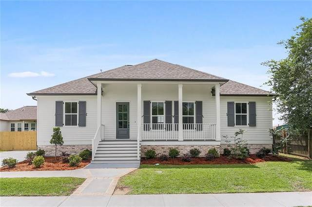 3817 Norwood Drive, Chalmette, LA 70043 (MLS #2253015) :: Amanda Miller Realty