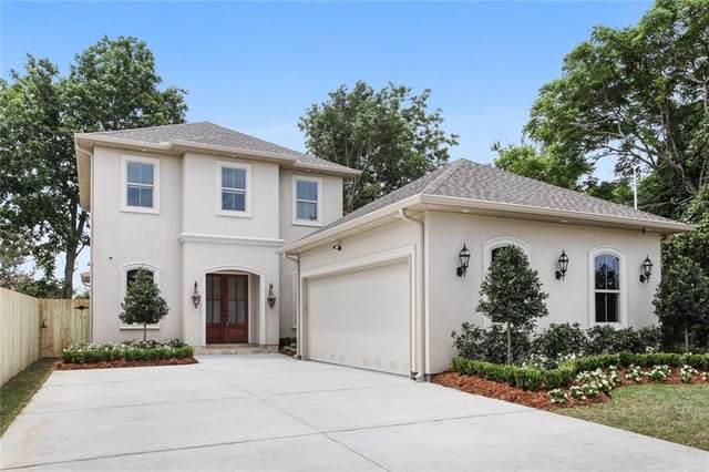 4000 Jasper Street, Metairie, LA 70002 (MLS #2253103) :: Crescent City Living LLC
