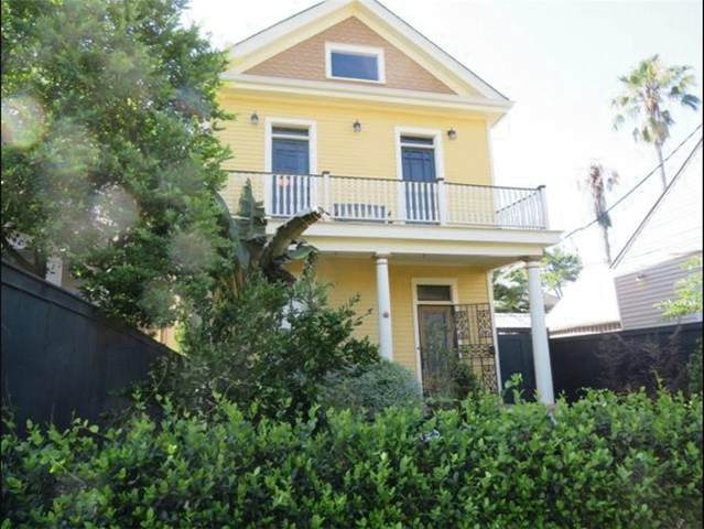 721 Hillary Street, New Orleans, LA 70118 (MLS #2253198) :: Reese & Co. Real Estate