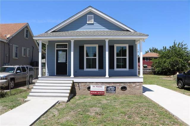 1003 Rupp Street, Gretna, LA 70053 (MLS #2253386) :: Crescent City Living LLC