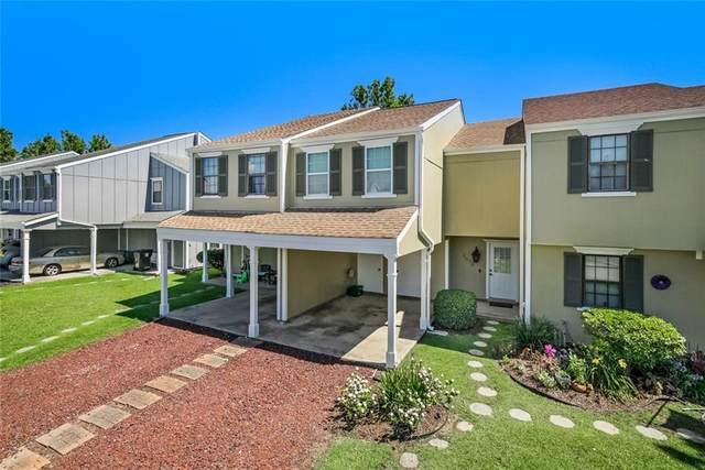 1004 Saint Julien Drive B, Kenner, LA 70065 (MLS #2253424) :: Watermark Realty LLC