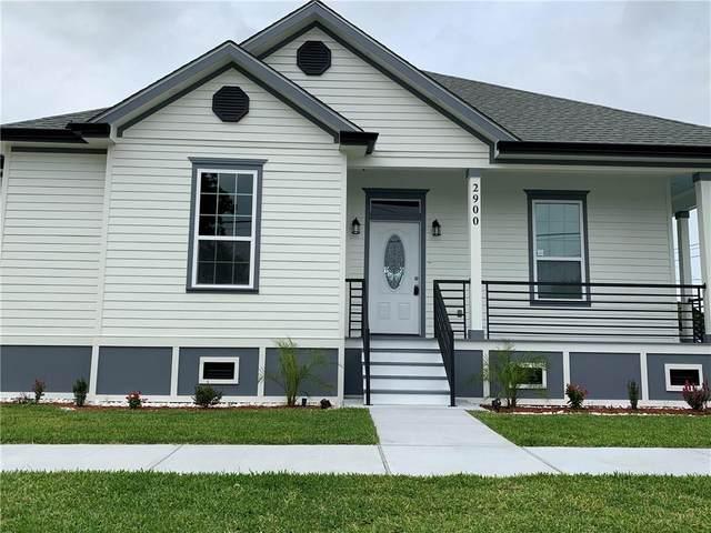 2900 Tournefort Street, Chalmette, LA 70043 (MLS #2253427) :: Amanda Miller Realty