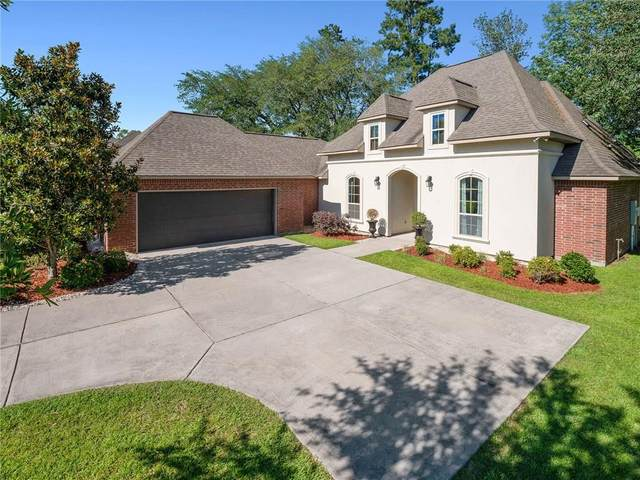 119 Raiford Oaks Boulevard, Madisonville, LA 70447 (MLS #2253499) :: Turner Real Estate Group