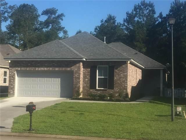 137 B Cross Creek Drive, Slidell, LA 70461 (MLS #2253517) :: Turner Real Estate Group