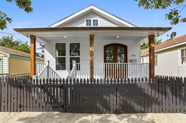 4718 Conti Street, New Orleans, LA 70119 (MLS #2253553) :: Crescent City Living LLC