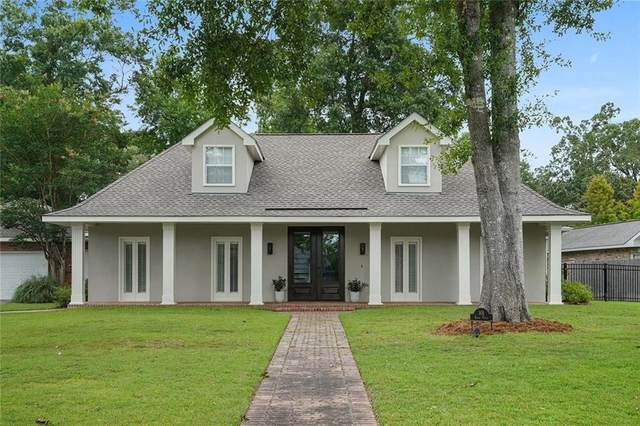101 Bayou Perez Drive, Madisonville, LA 70447 (MLS #2253573) :: Turner Real Estate Group