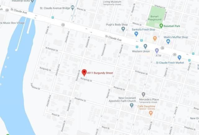 4911 Burgundy Street, New Orleans, LA 70117 (MLS #2253672) :: Crescent City Living LLC