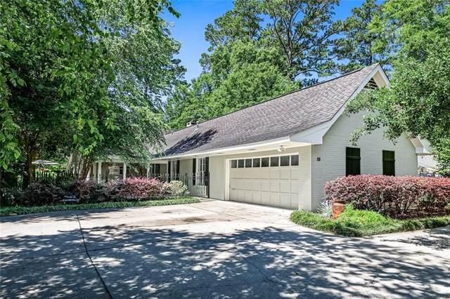 125 Tchefuncte Drive, Covington, LA 70433 (MLS #2253738) :: Turner Real Estate Group