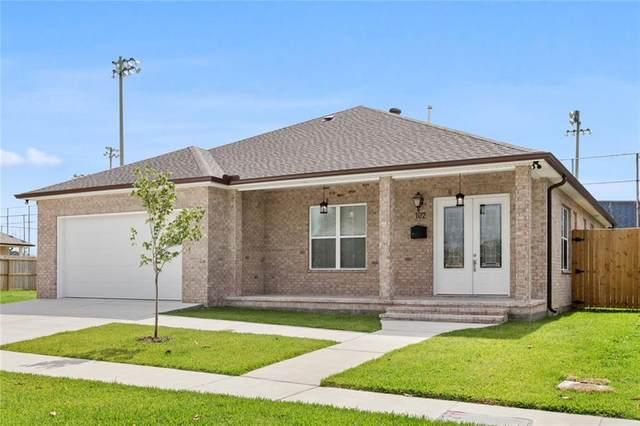 102 Gelpi Avenue, Kenner, LA 70065 (MLS #2253776) :: The Sibley Group
