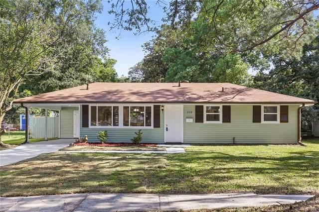 210 Maumus Avenue, New Orleans, LA 70114 (MLS #2253797) :: Crescent City Living LLC