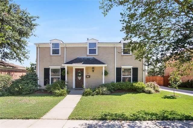 33 Osborne Avenue, Kenner, LA 70065 (MLS #2253829) :: Turner Real Estate Group