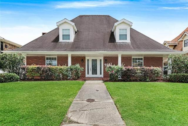 7441 Lake Barrington Drive, New Orleans, LA 70128 (MLS #2253849) :: Parkway Realty