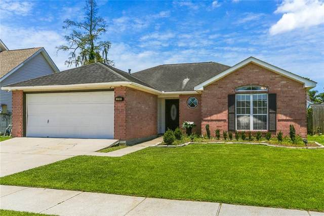 2761 Foliage Drive, Marrero, LA 70072 (MLS #2253854) :: Top Agent Realty