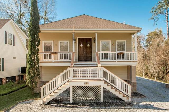 419 W 11TH Avenue, Covington, LA 70433 (MLS #2253920) :: Turner Real Estate Group